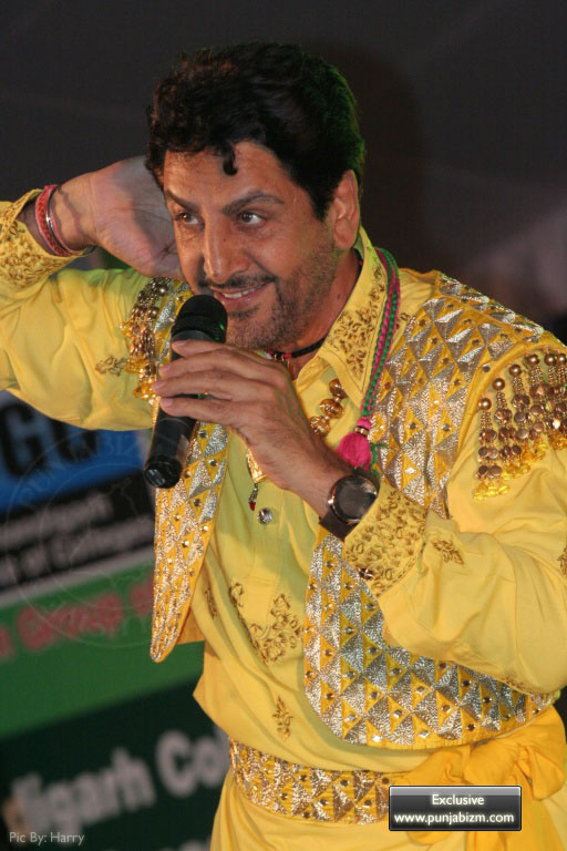 Gurdas Mann Exclusive...!!