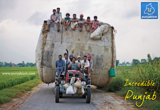 Incredible Punjab