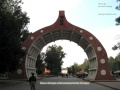 Shan-e-hind Gate at Hussainiwala Border, Ferozepur